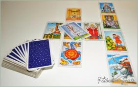 Tarot Falı Keltik Çapraz Açılımı - Tarot Yazıları